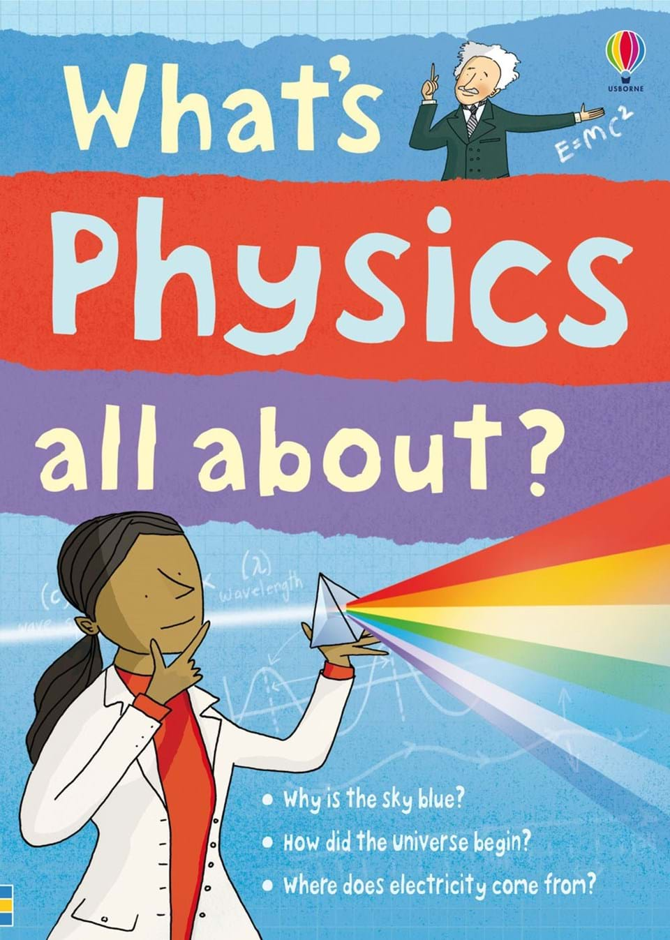 "All About Celebrity Julia Voth Height Weight Body: ""What's Physics All About?"" At Usborne Children's Books"