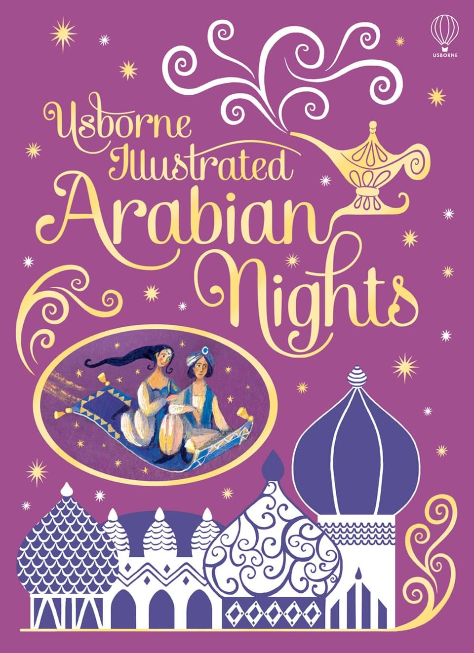 Illustrated Arabian Nights At Usborne Books At Home