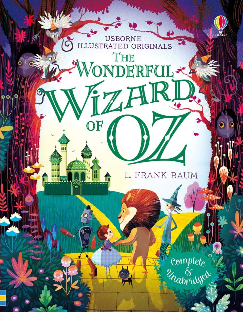 Image result for wizard of oz usborne