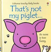 That's not my piglet...