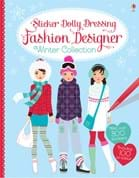 Fashion designer winter collection
