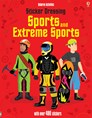 Sticker Dressing Sports and Extreme sports