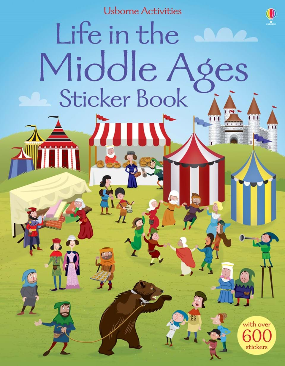 Insane Book About Life In The Middle Ages