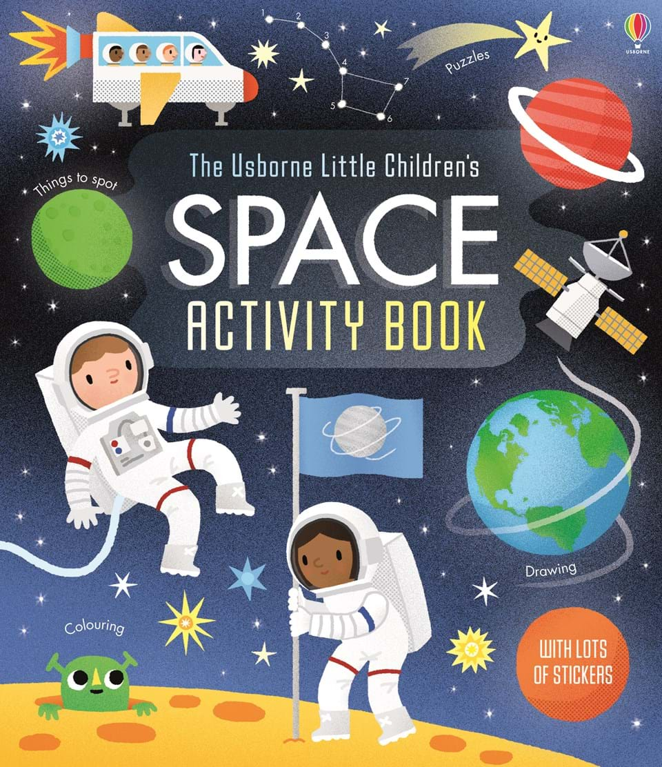 books about space for preschoolers children s space activity book at usborne 475