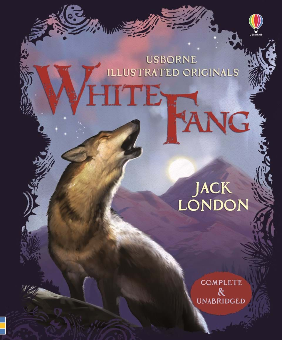 white fang book essay White fang during peoples lives they can be influenced due to the emotions and feelings around them in the book white fang by jack london, white fang is influenced.