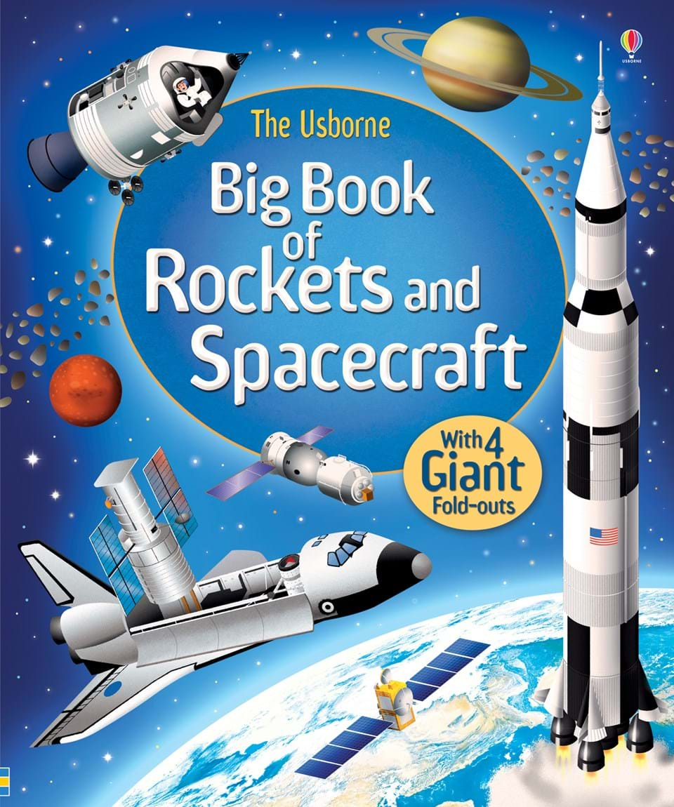 space rocket book - photo #22