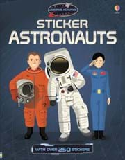 Sticker astronauts