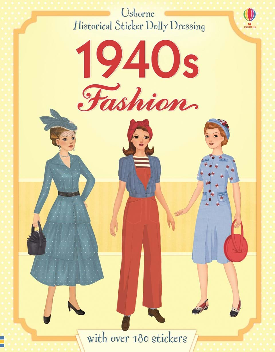 1940s Fashion At Usborne Books At Home