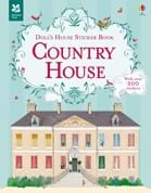 Doll's house sticker book: Country house