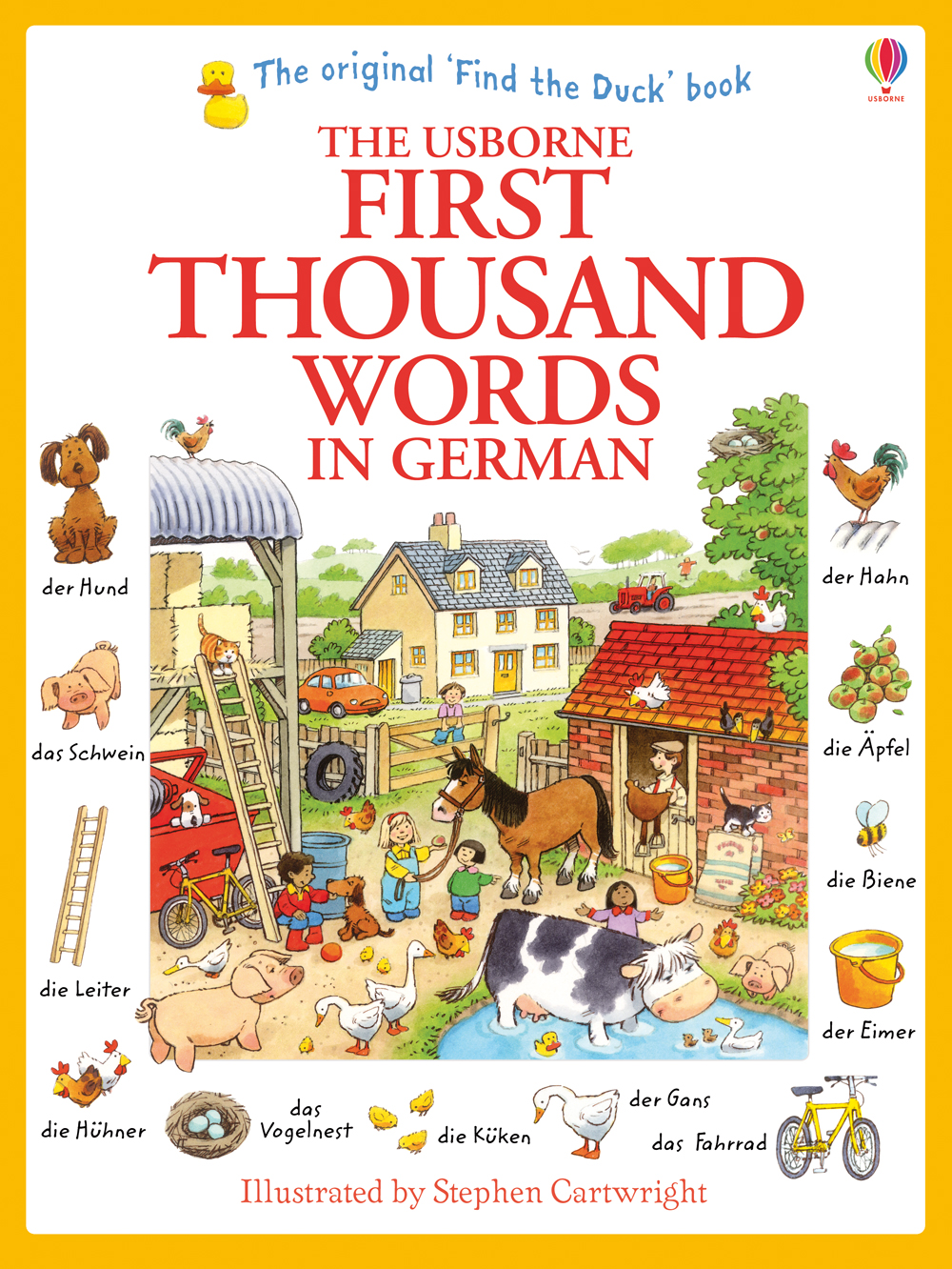 German Vocabulary Book