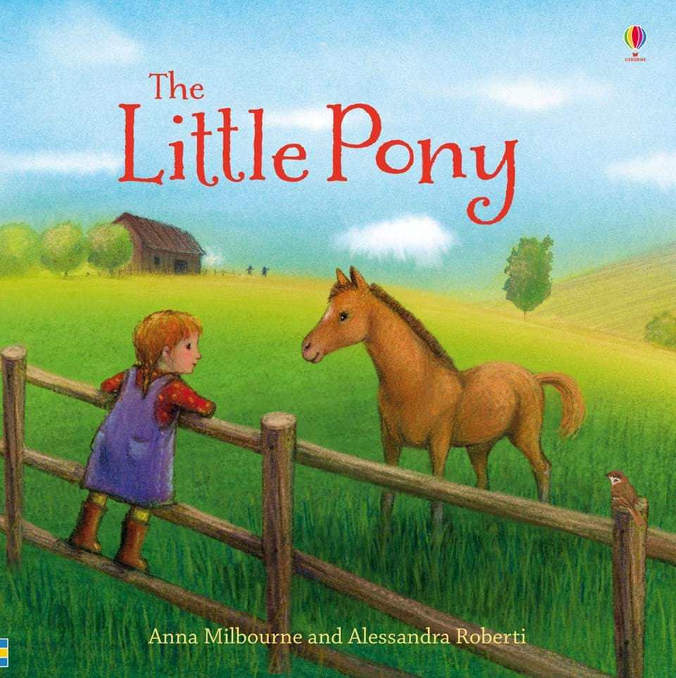 The Usborne Little Book Of Horses And Ponies   Download ...