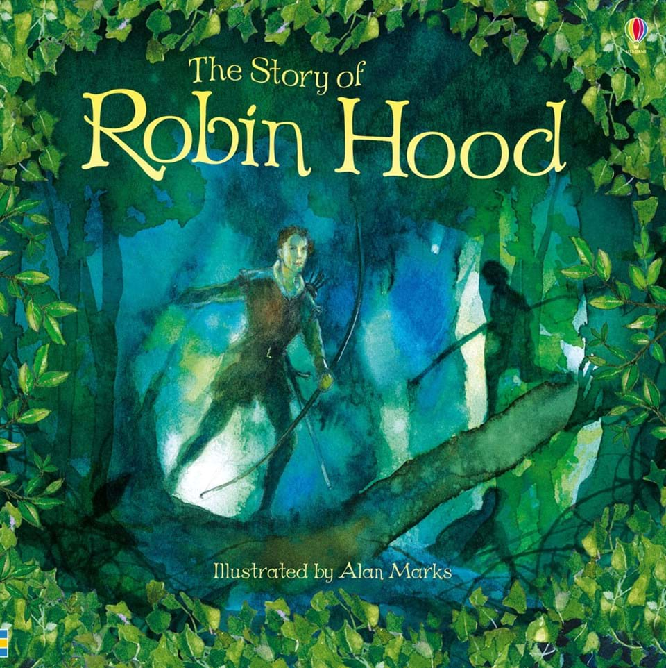 """""""the story of robin hood"""" at usborne books at home"""