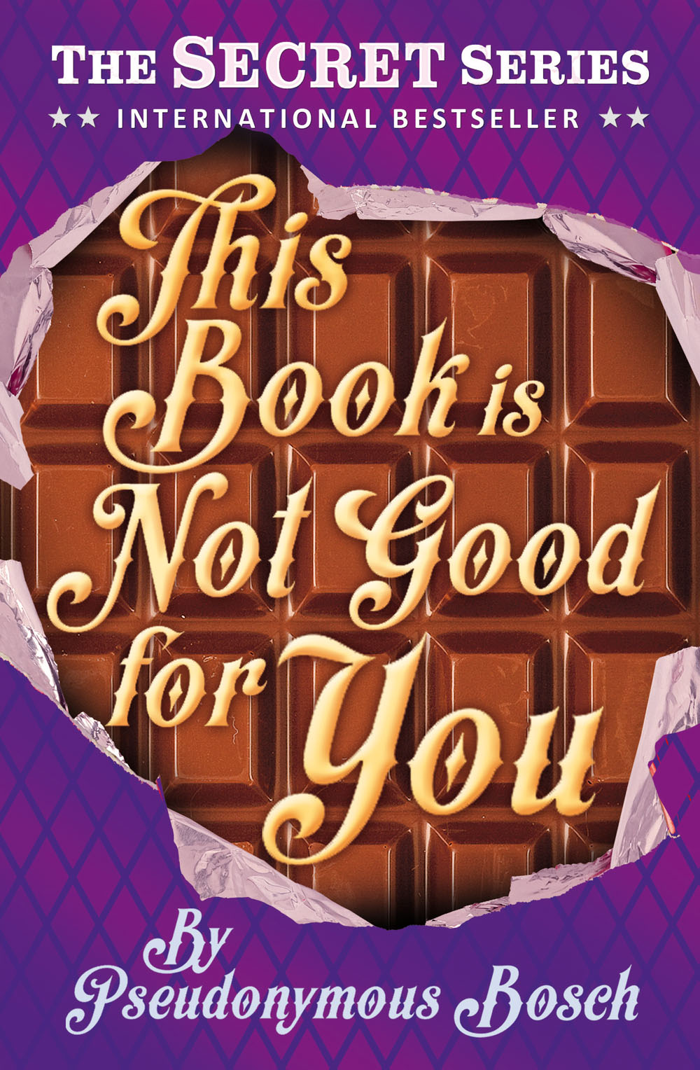 "This Book is Not Good for You"" at Usborne Children's Books"