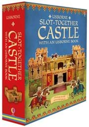Slot-together castle