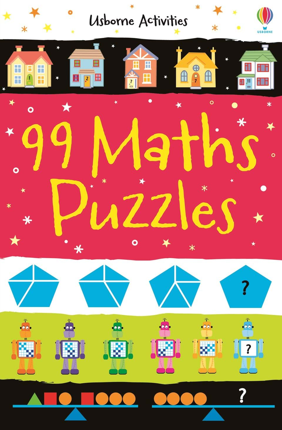 "Kids Maths Book Cover : "" maths puzzles at usborne children s books"