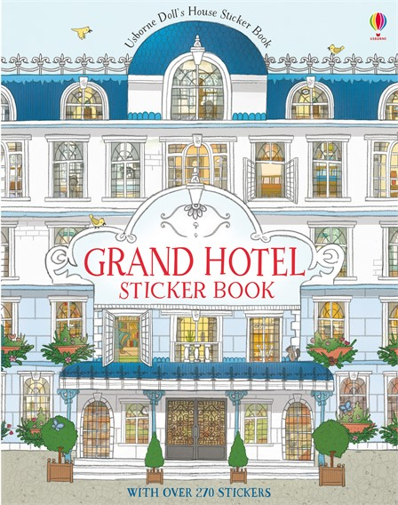 hotel grand house: