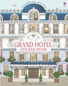 Grand hotel sticker book