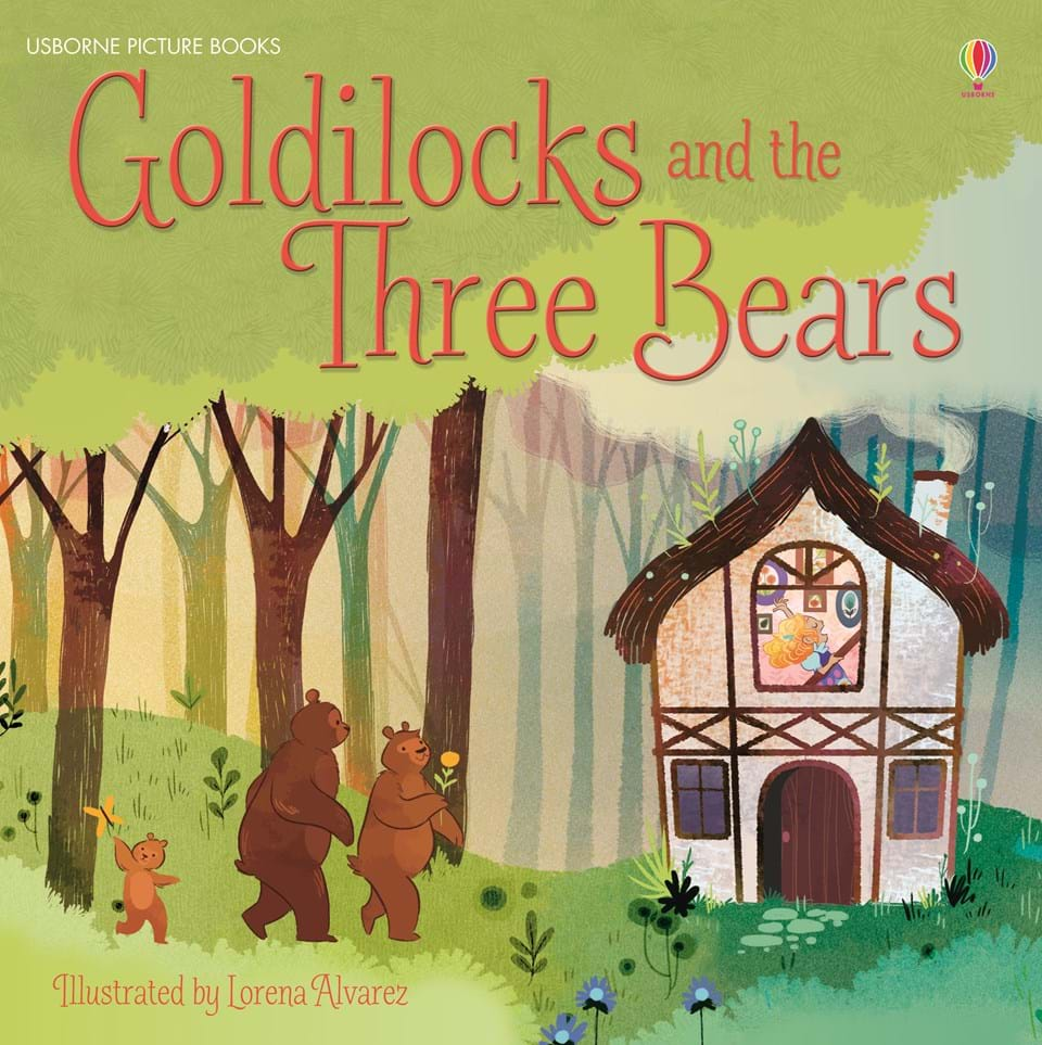 Uncategorized And The Three Bears goldilocks and the three at usborne books home bears