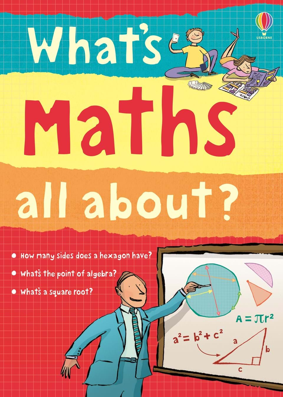 """What's Maths All About?"" At Usborne Children's Books"