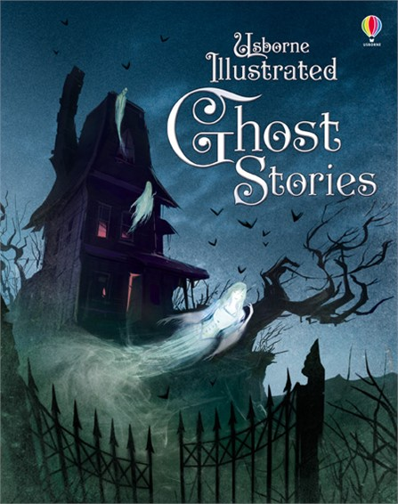 """""""Illustrated ghost s..."""