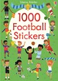 1000 football stickers