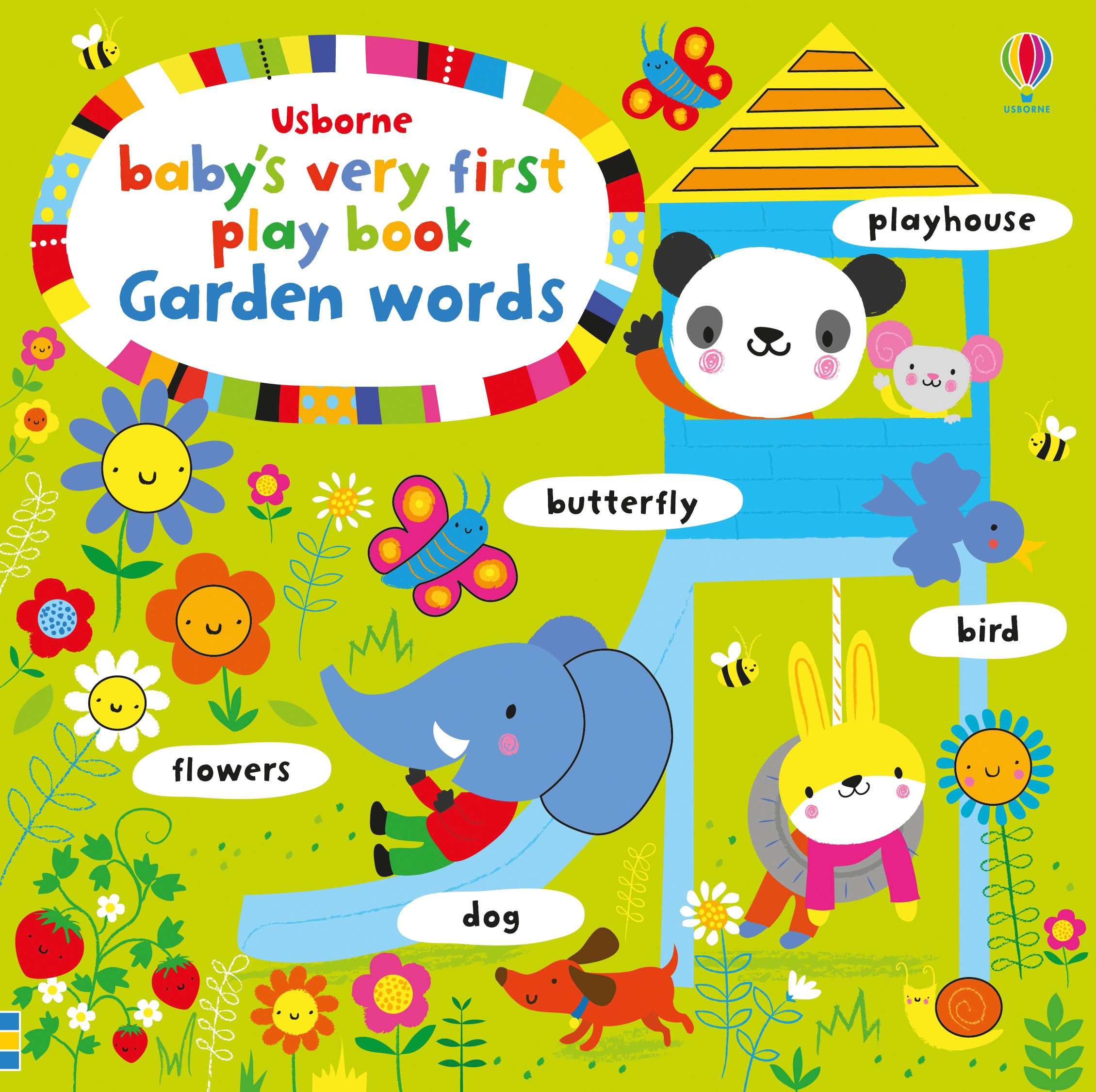 words to garden party