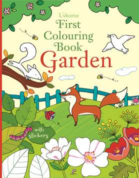 Childrens Colouring Books From Usborne