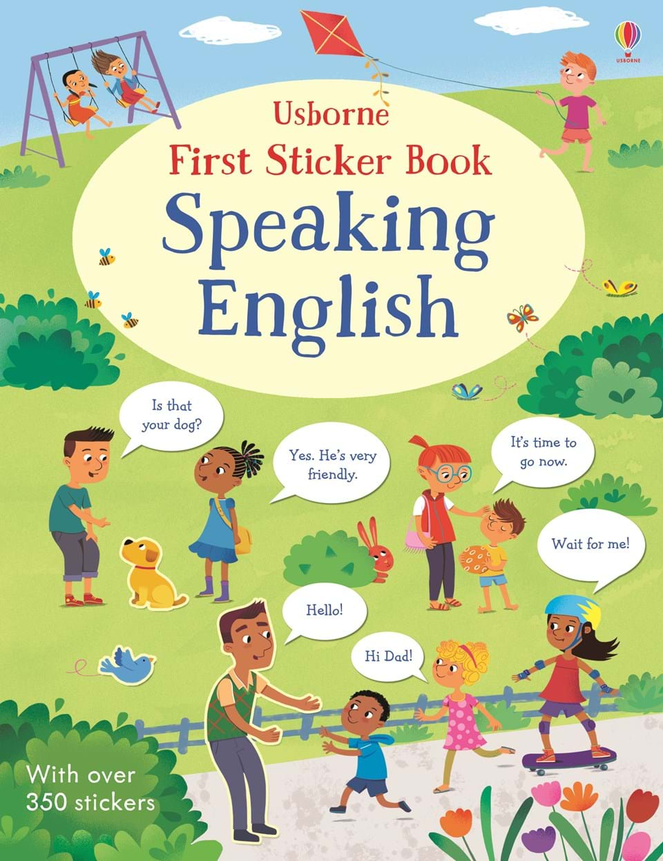 """English Book Cover Pictures : """"speaking english at usborne children s books"""
