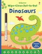 Wipe-clean dot-to-dot dinosaurs