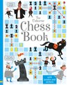 Chess book – with puzzles and stickers