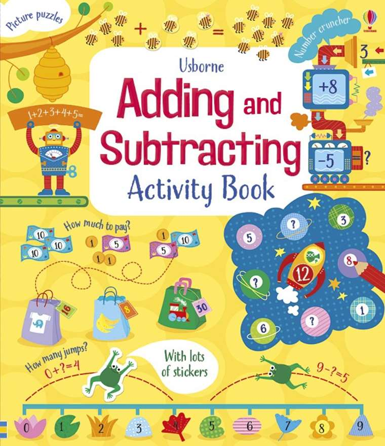 adding and subtracting at usborne children s books