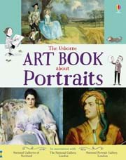 The Usborne art book about portraits