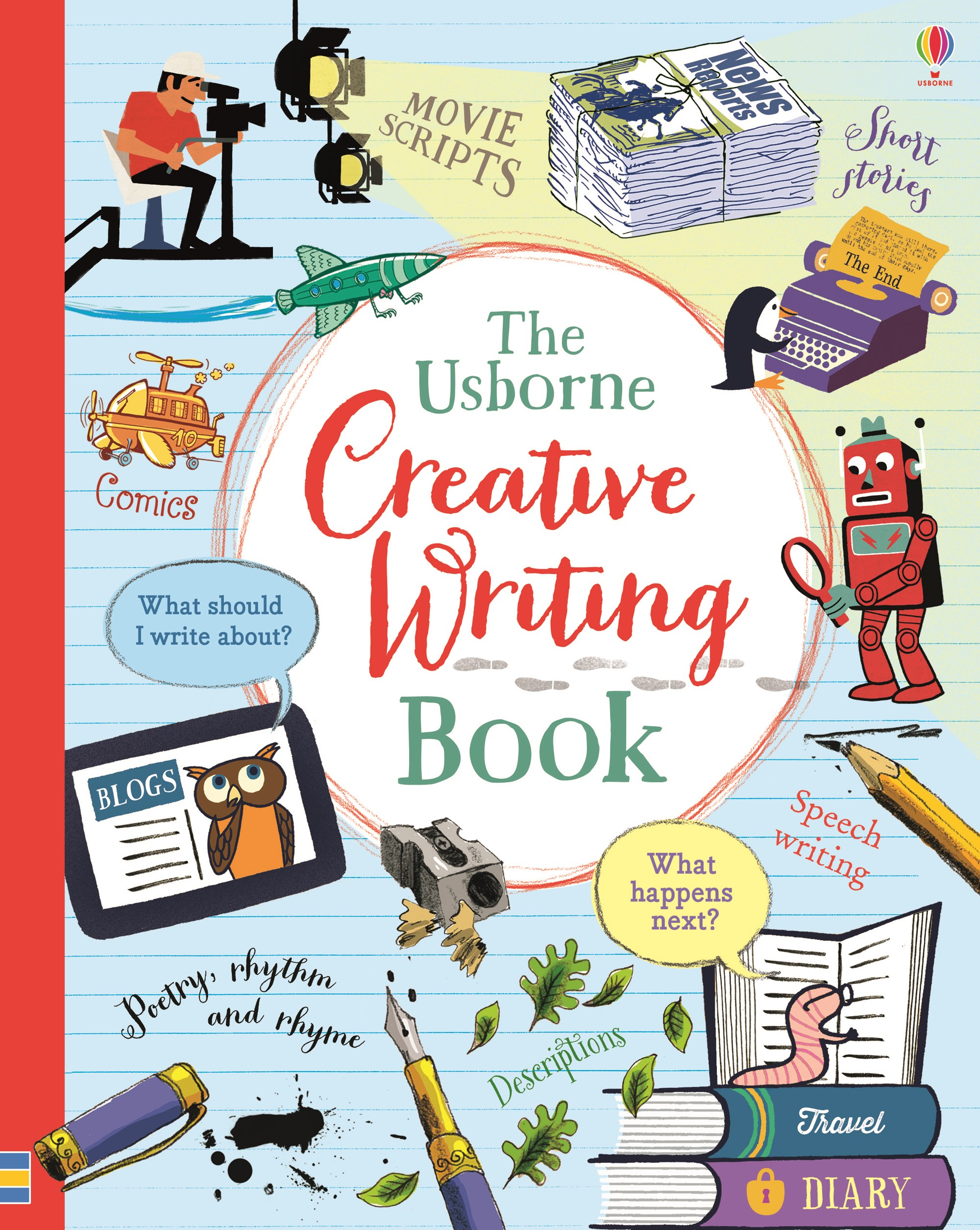 review on a creative writing book This is a book of essays on creative writing not a self-help book for aspiring  writers after reading the other reviews, i bought this book for inspiration i wasn't .
