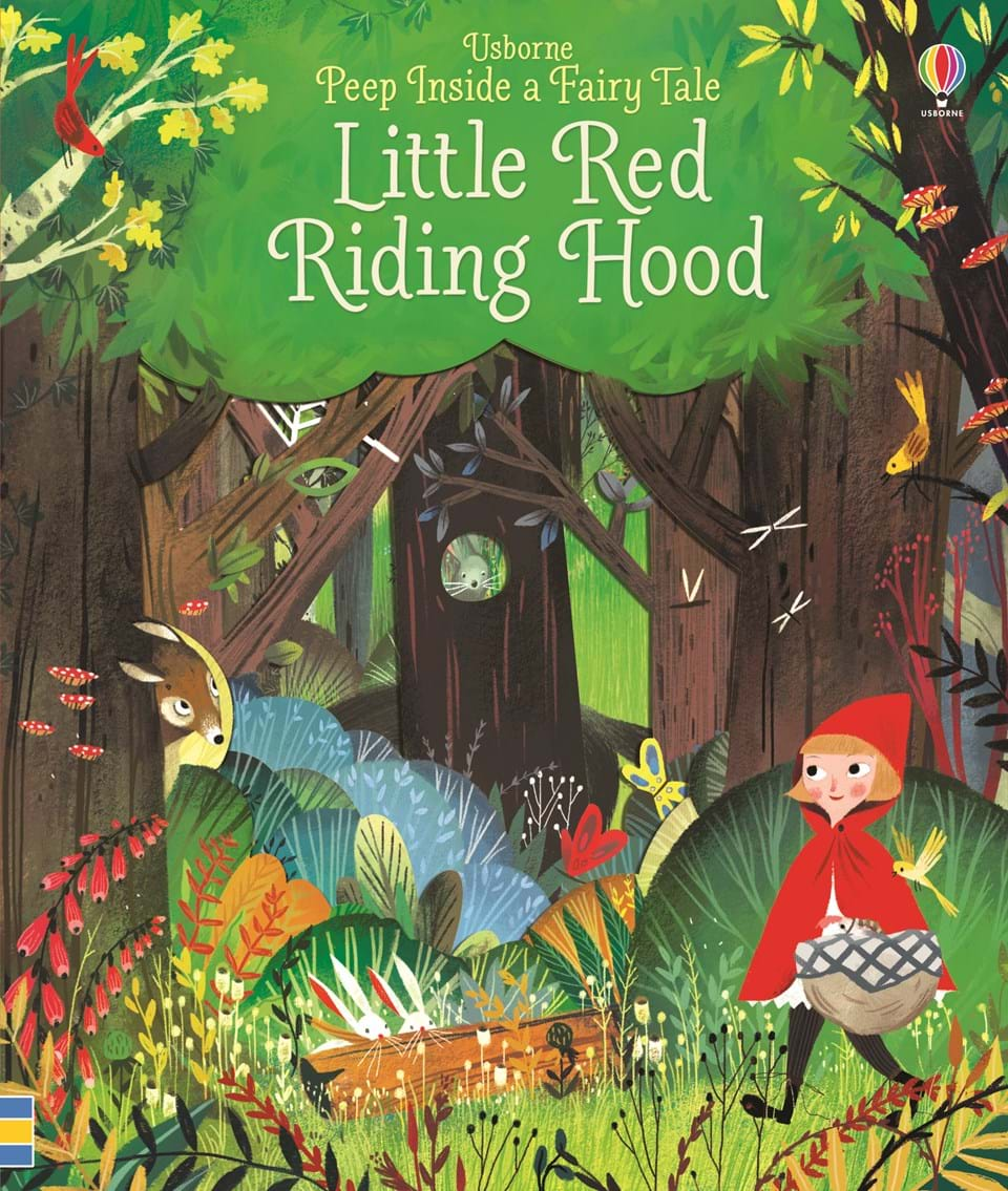 """""""Peep Inside A Fairy Tale: Little Red Riding Hood"""" At"""