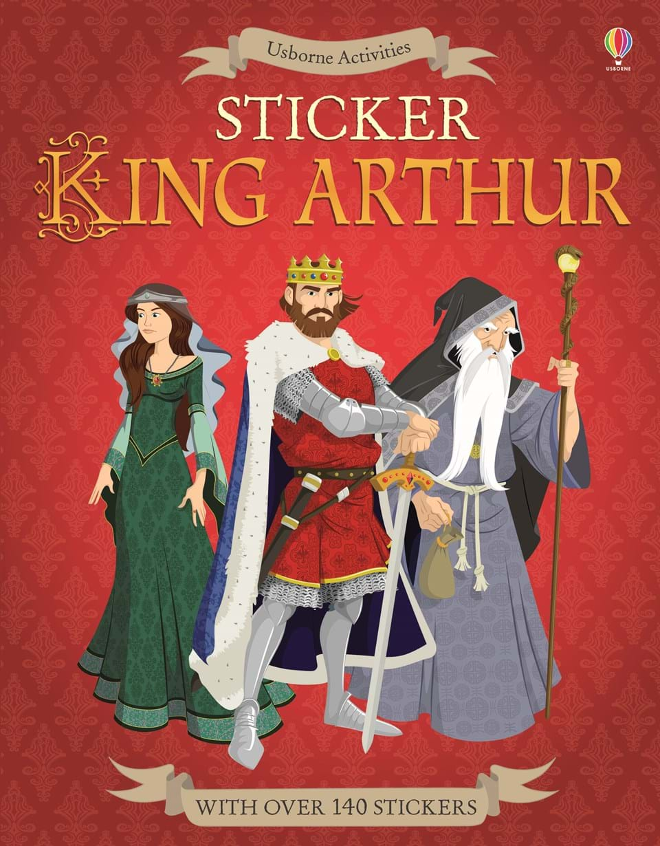 a summary of the book king arthur Arthur was the first born son of king uther pendragon and heir to the throne however these were very troubled times and merlin, a wise magician, advised that the baby arthur should be raised in a secret place and that none should know his true identity.