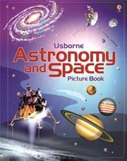 Astronomy and space picture book