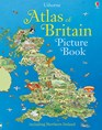 Atlas of Britain picture book
