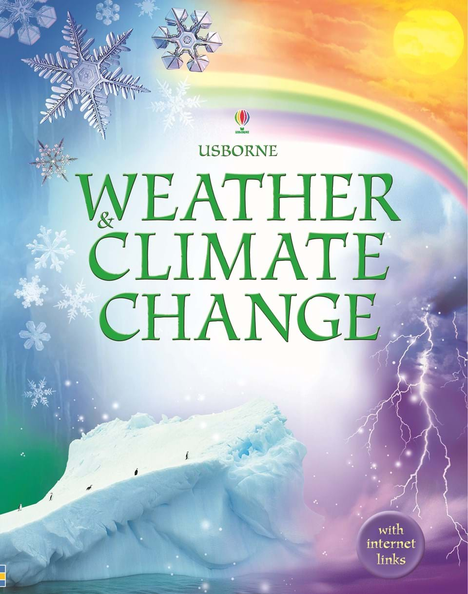 """Weather And Climate : """"weather and climate change at usborne books home"""