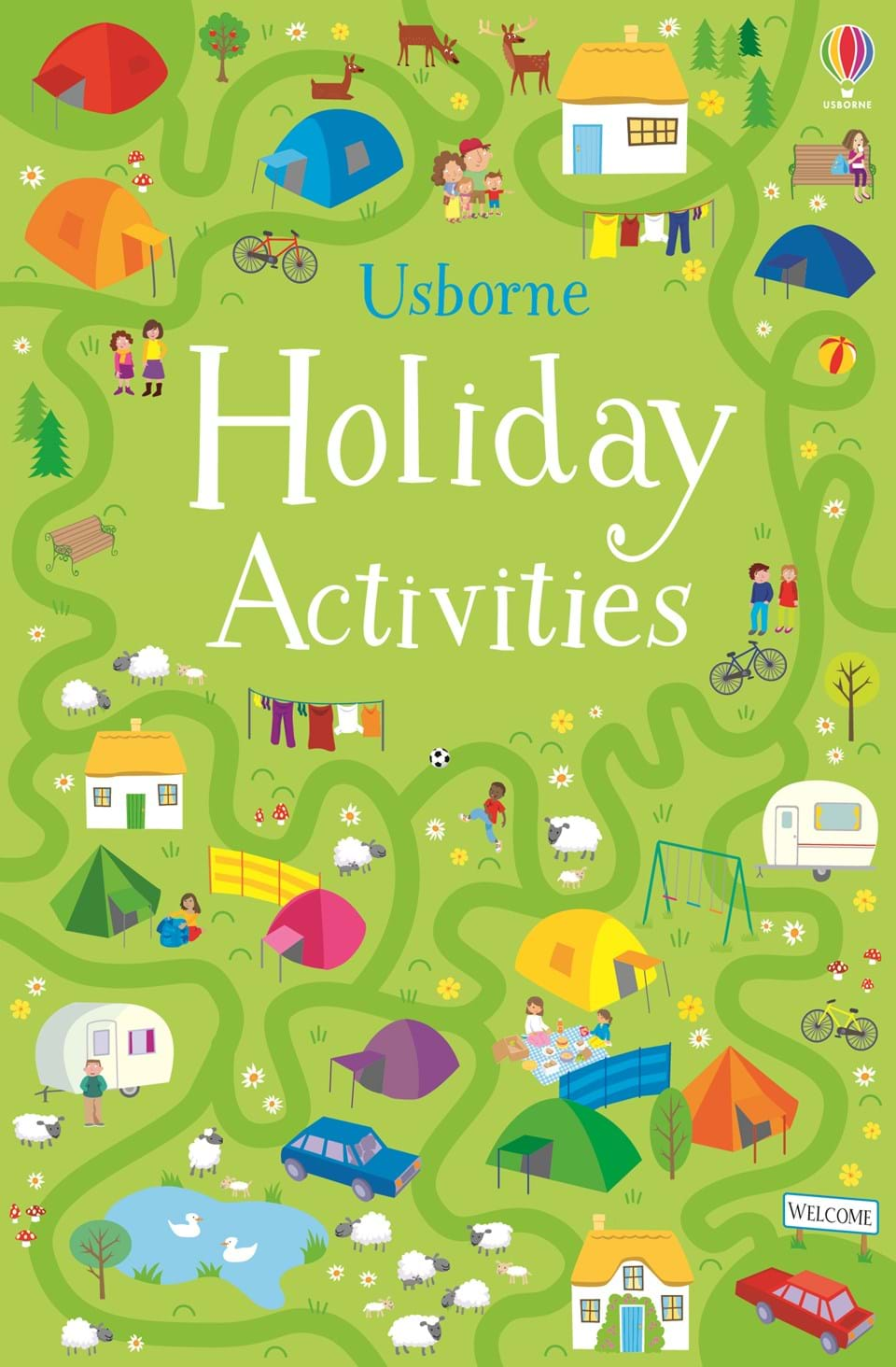 Holiday activities at usborne books at home for Activities to do on christmas day at home
