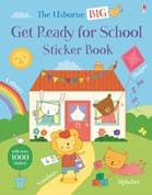 Big get ready for school sticker book