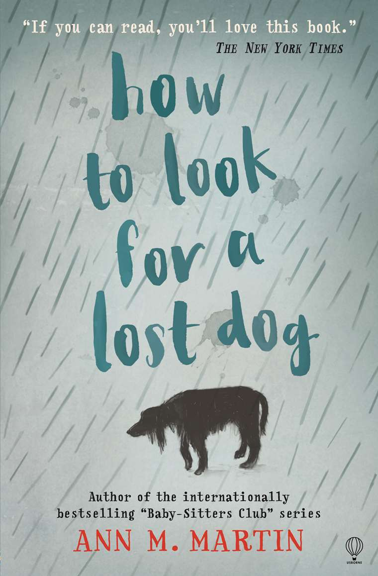 """167e514c617 """"How to Look for a Lost Dog"""" at Usborne Children's Books"""