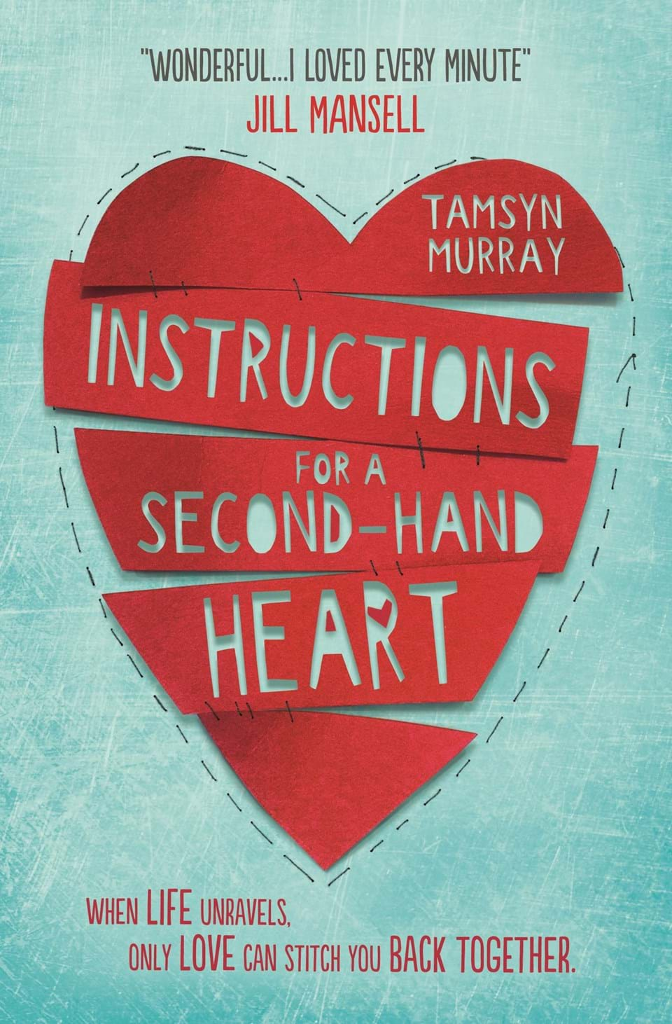 Image result for instructions for a second hand heart