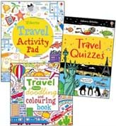 Travel activities collection