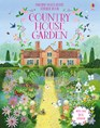 Usborne doll's house sticker book: Country house garden