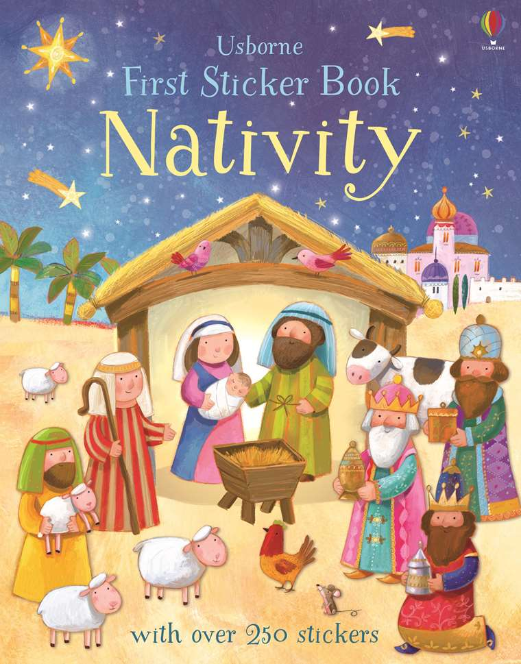 The Christmas Story Book.Nativity At Usborne Children S Books