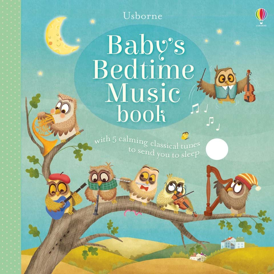 Baby bedtime music -