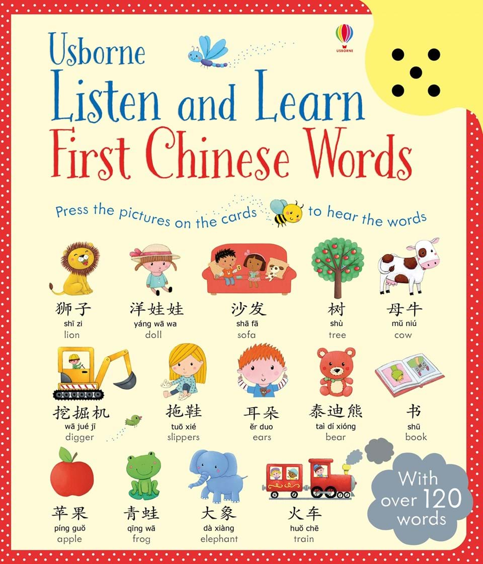 Listen and learn first chinese words at usborne books at home listen and learn first chinese words biocorpaavc