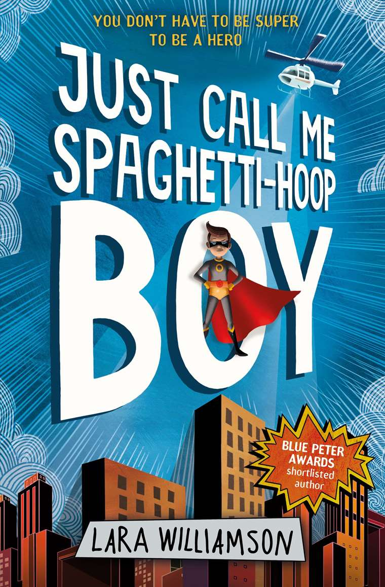 "Just Call Me Spaghetti-Hoop Boy"" at Usborne Children's Books"
