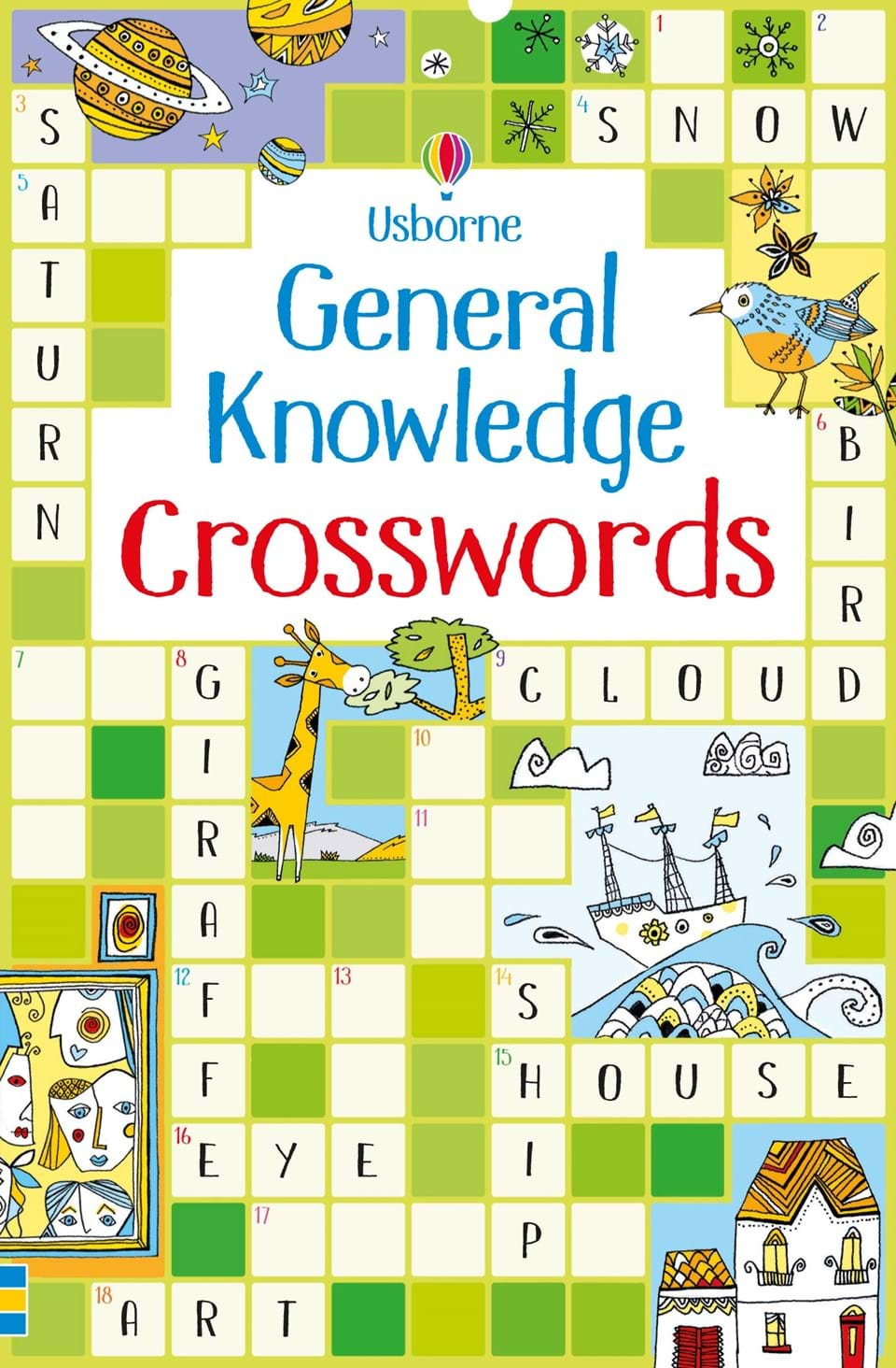 General Knowledge Crosswords At Usborne Childrens Books