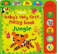 Baby's very first noisy book: Jungle